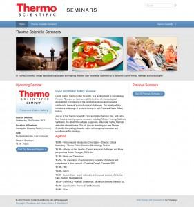 Thermo Scientific Seminars
